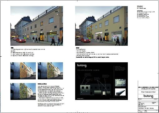 Building Permit Butong Green Walls