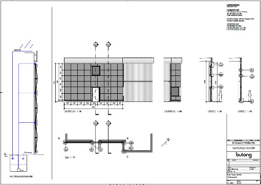 Building Permit Butong